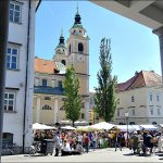 Free Walking Tour Ljubljana – Churches in cool Locations