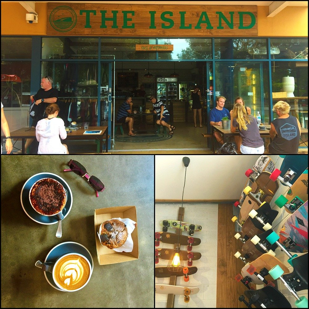 The Island Surf and Espresso Bar