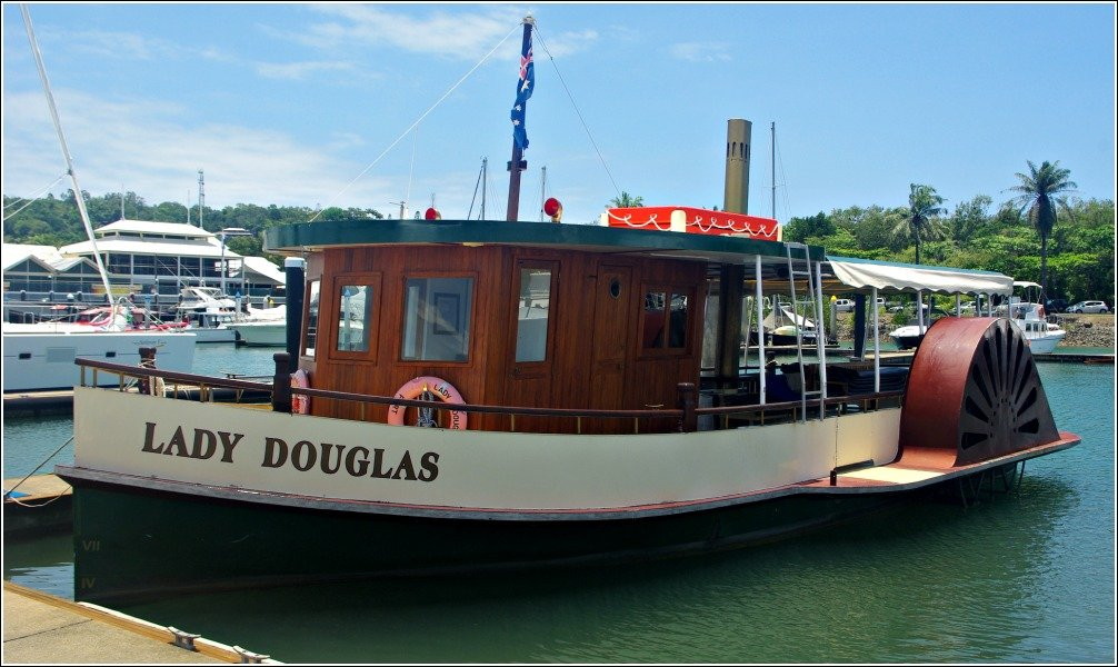 Lady Douglas at Port Douglas North Queensland