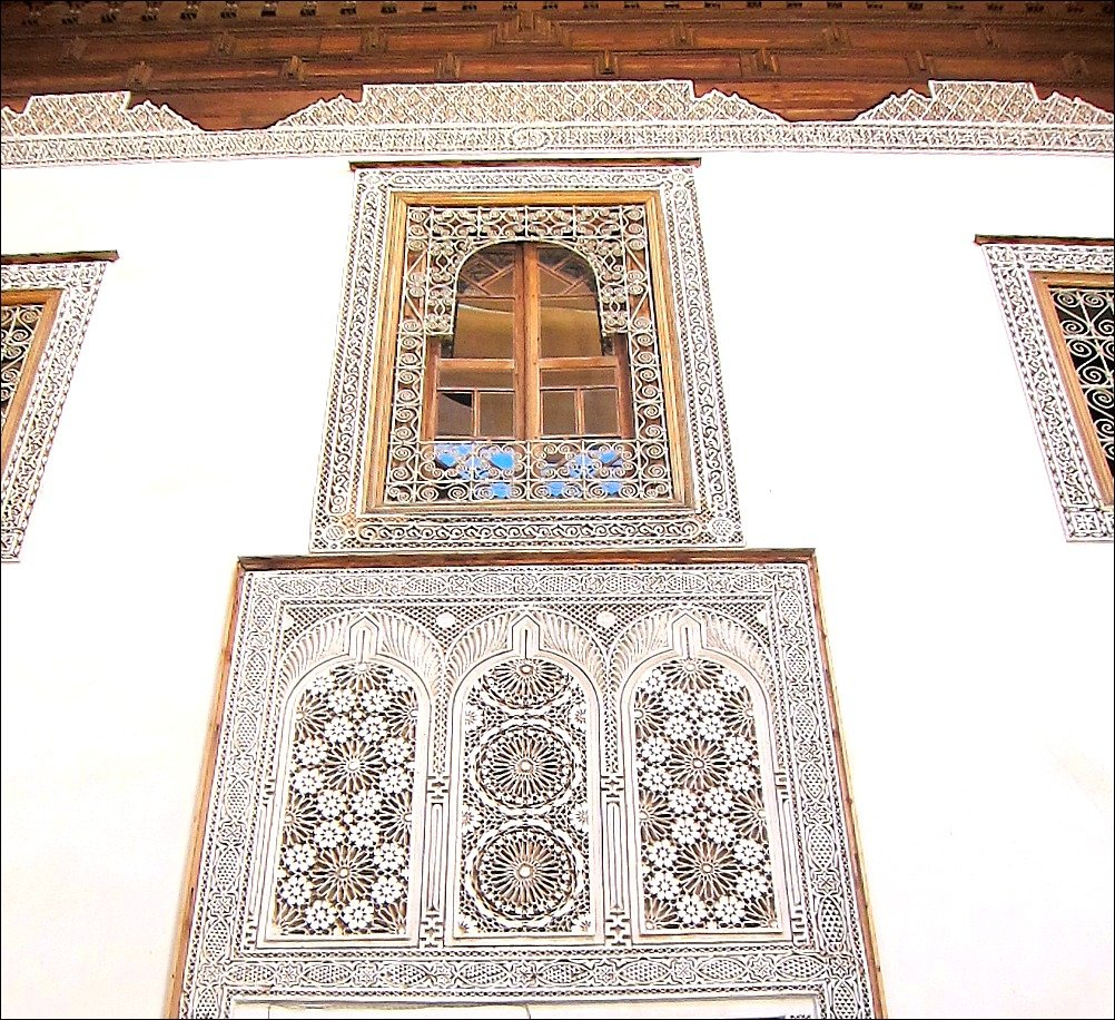 Marrakech Bert Flint Museum exquisite building