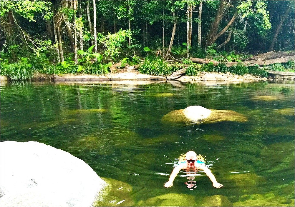 Mossman Gorge Pool