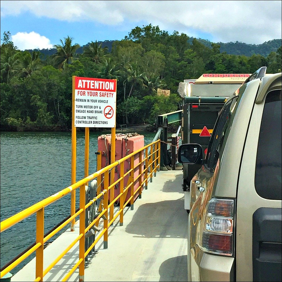 Port Douglas Daintree Barge
