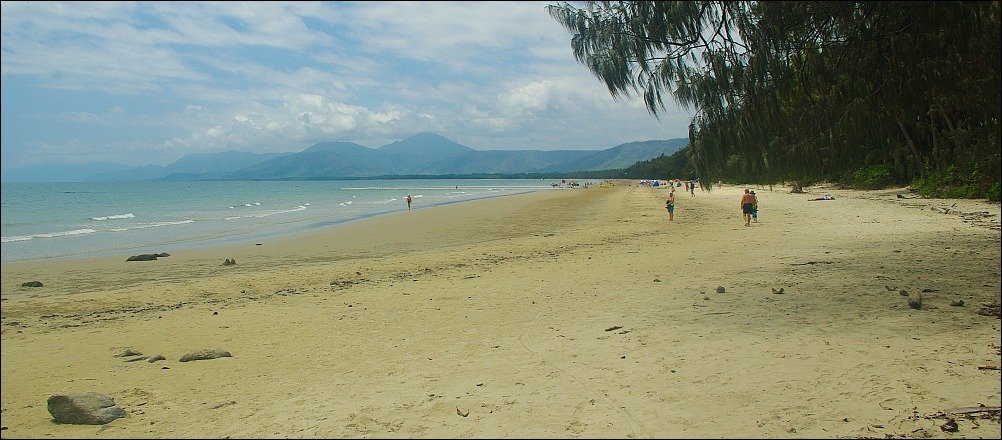 Port Douglas Four Mile Up Close