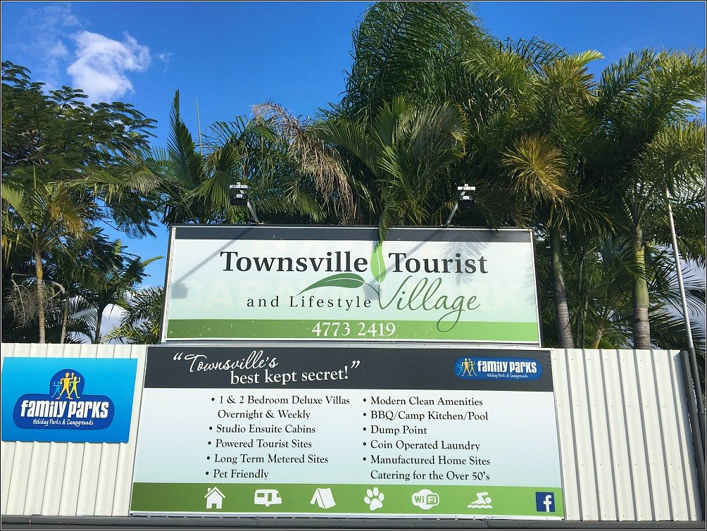 Townsville Tourist and Lifestyle Village Catering for Over 50's Review by Budget Travel Talk