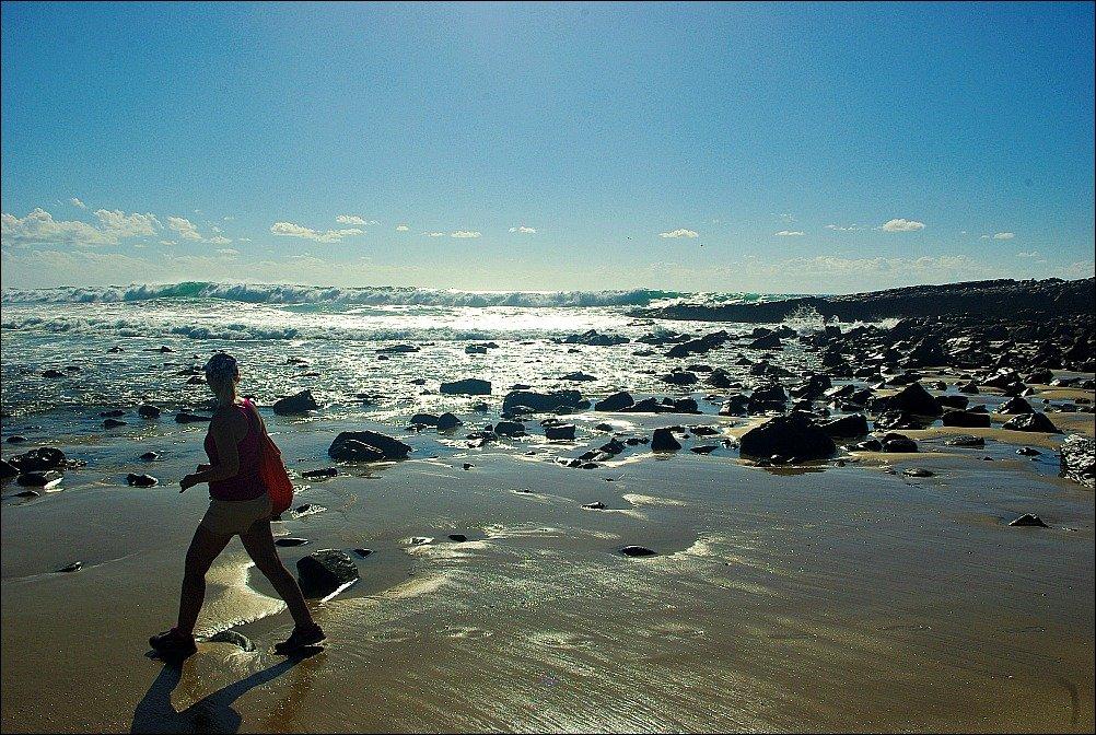 Alexandria Bay Noosa National Park Walk