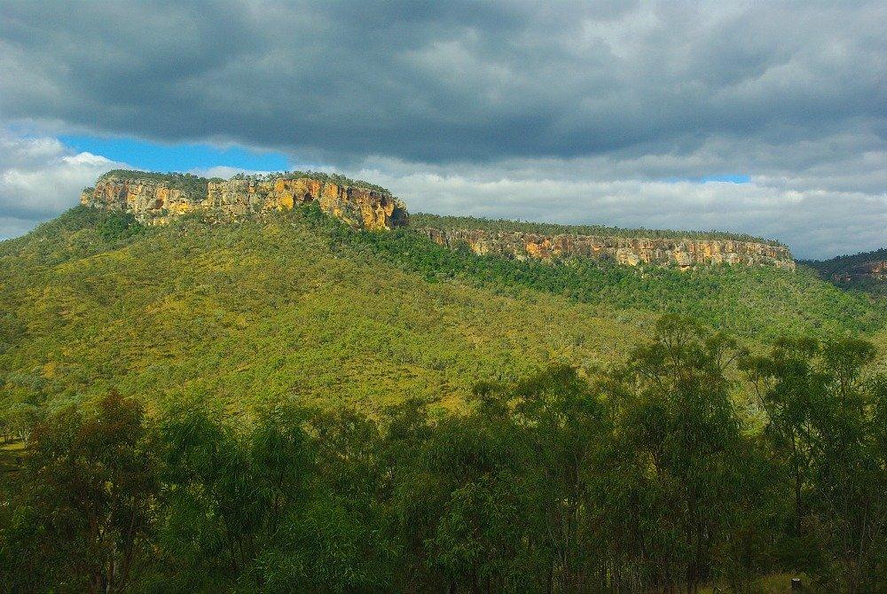 Castle Mountain Cania Gorge