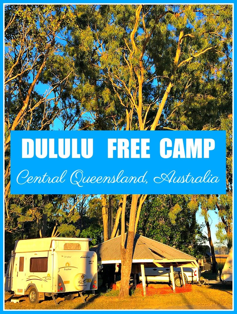 Dululu Free Camp Central Queensland Australia