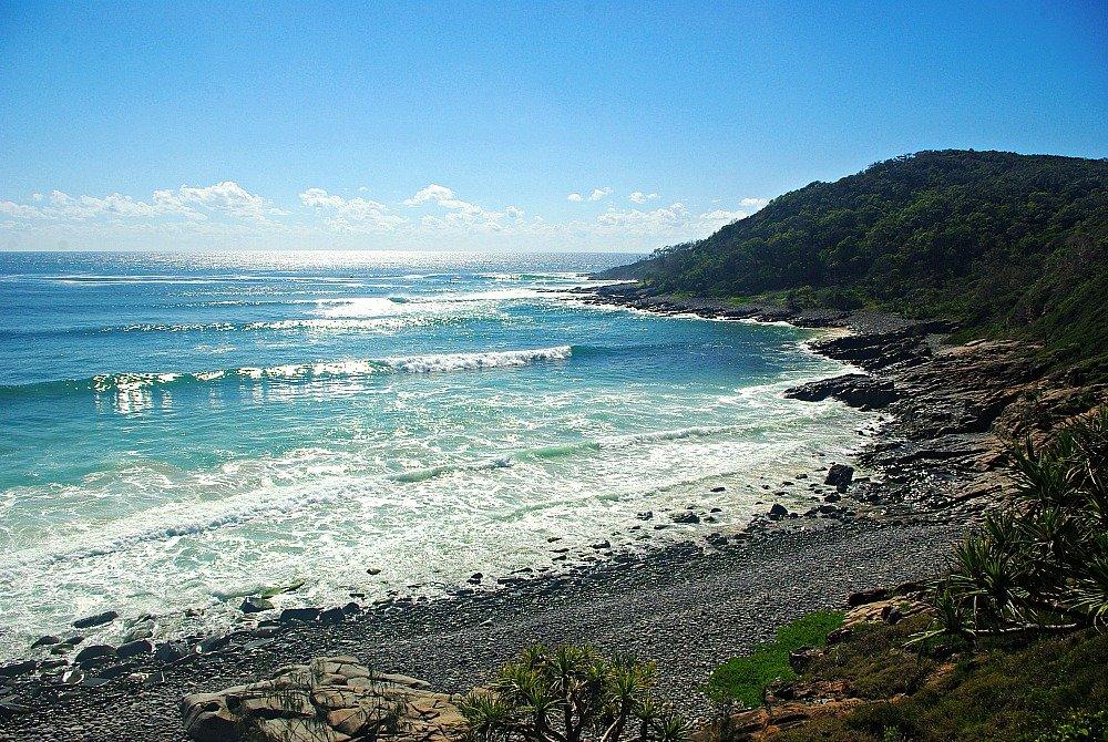Granite Bay Noosa National Park