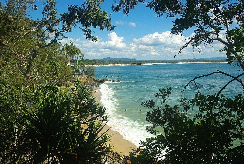 Roses Cove Noosa National Park
