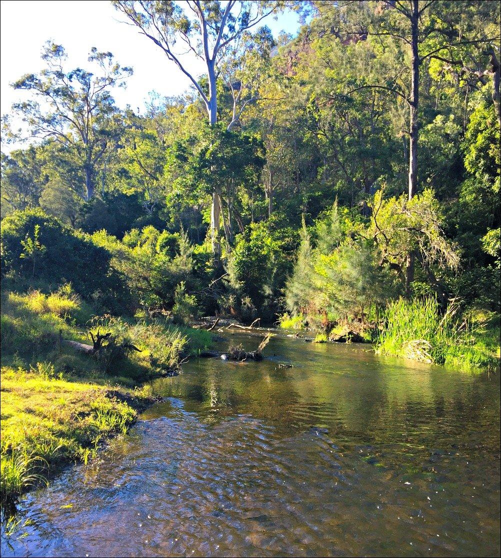 Three Moon Creek