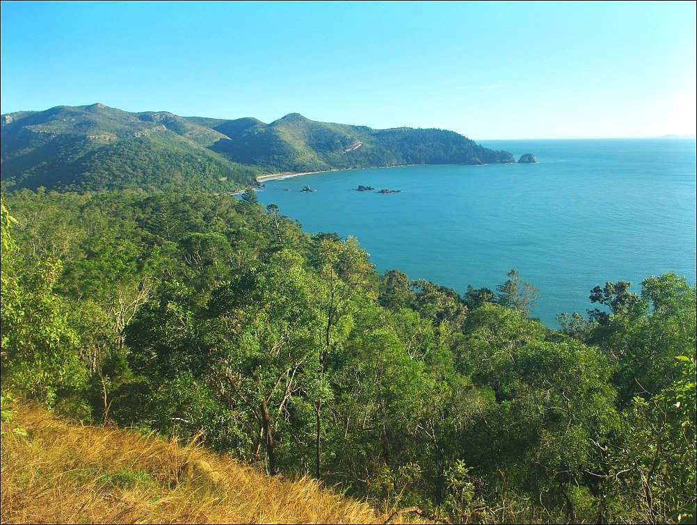 Cape Hillsborough Bay View 50 km north of Mackay Australia