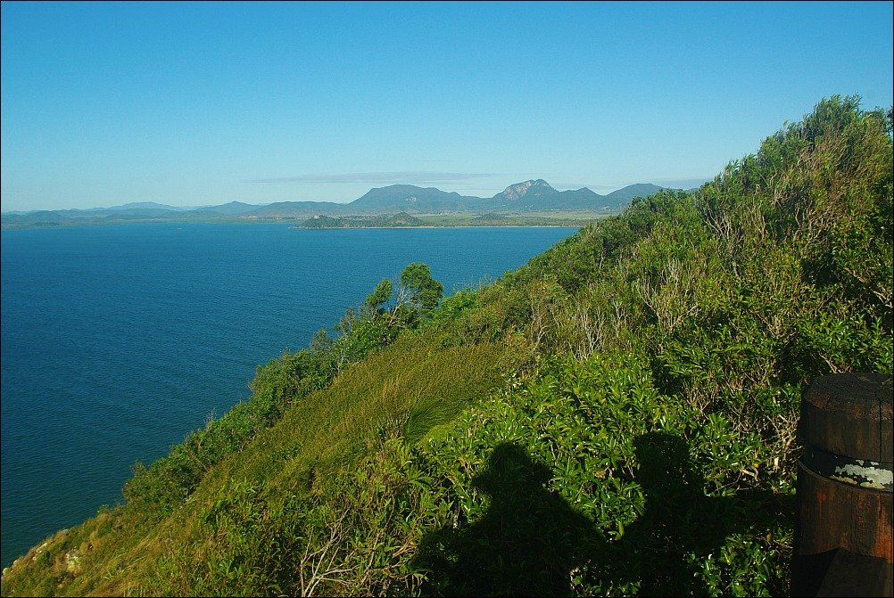 Cape Hillsborough Mainland from Turtle Lookout
