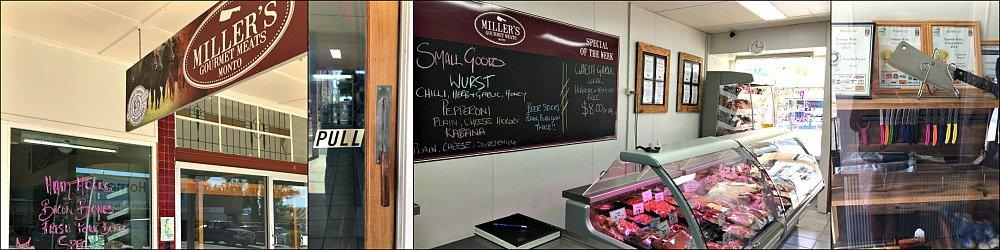 Miller's Gourmet Meats Monto