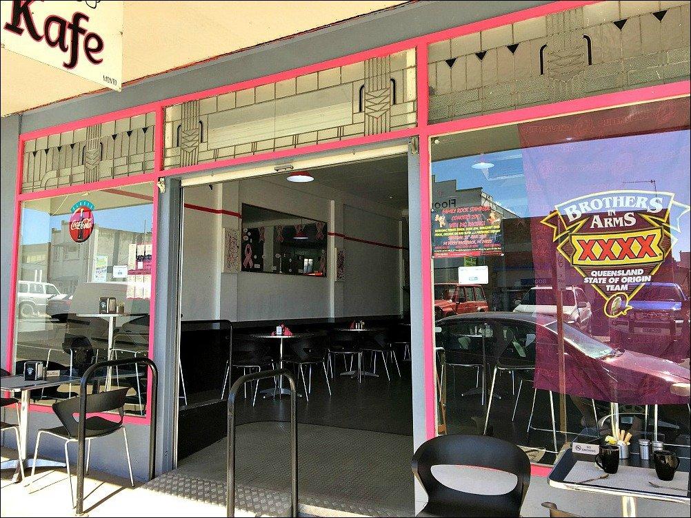 Monto Cafe - Kim's Kafe