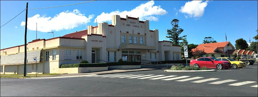 Monto Shire Council Building