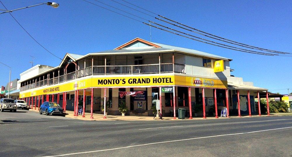 Grand Hotel Monto
