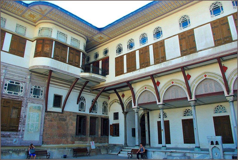Topkapi Palace Harem Building