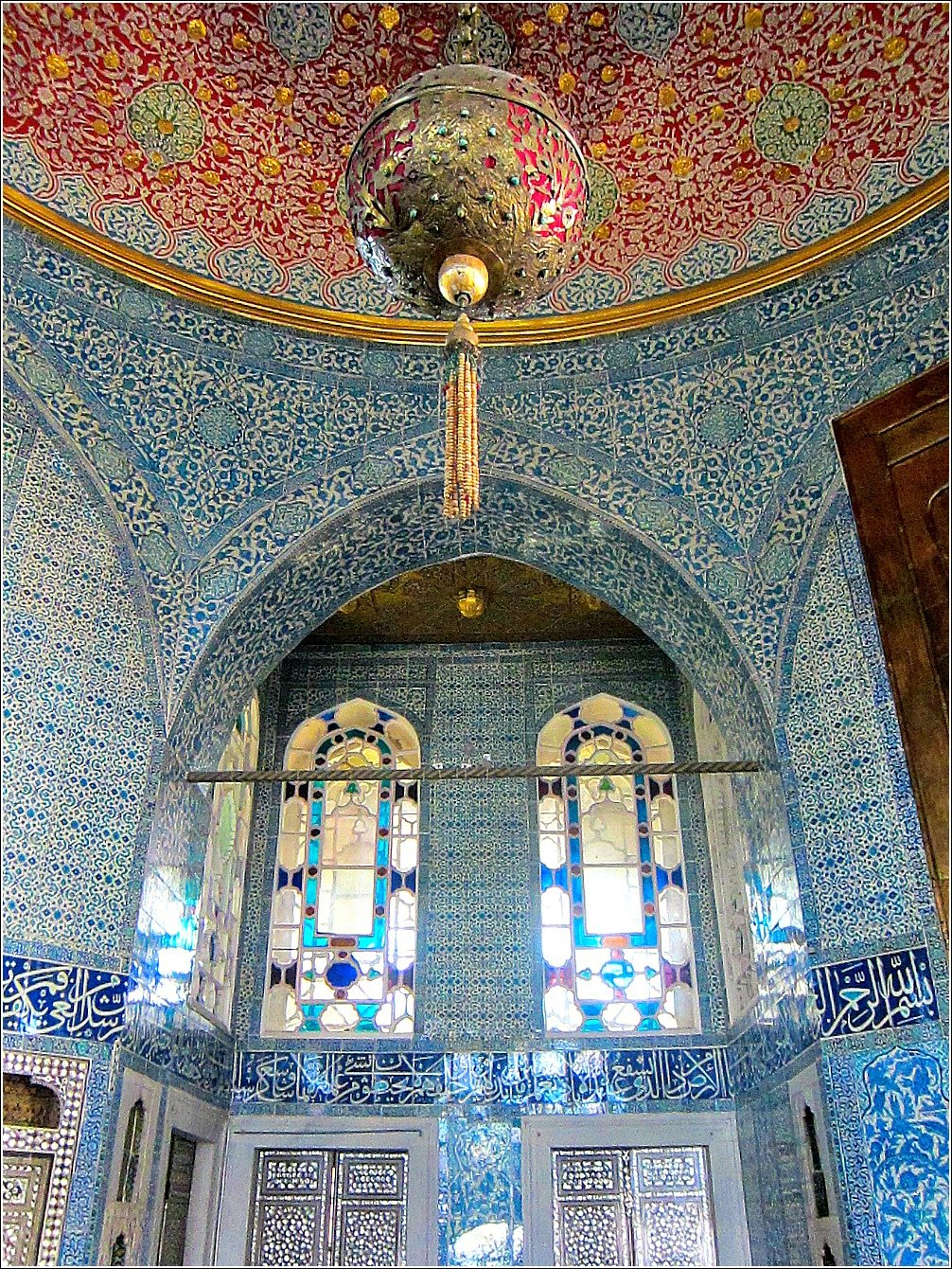 Topkapi Palace Views in Istanbul | Budget Travel Talk