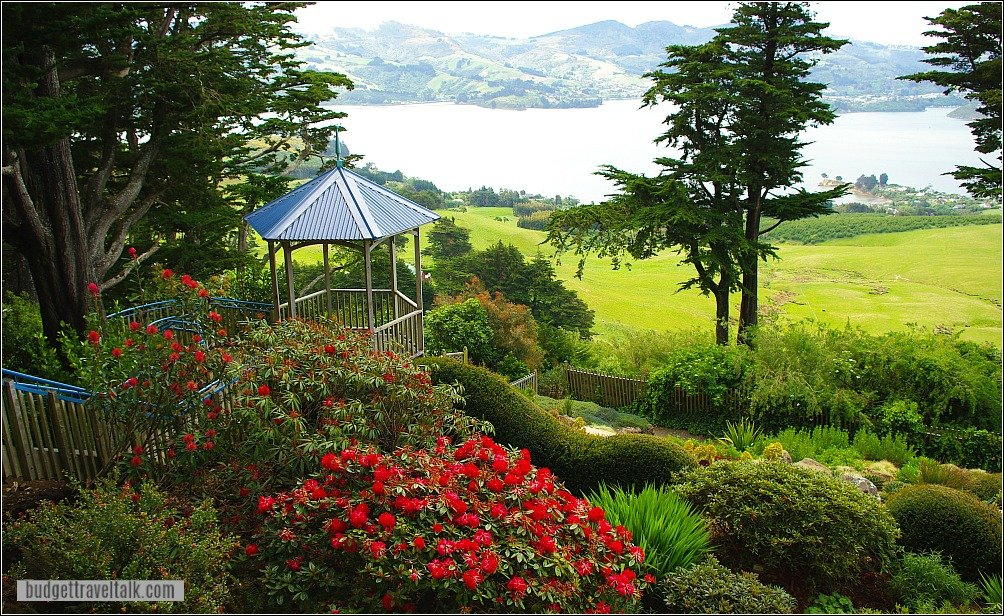 Larnach Castle History and Garden Views