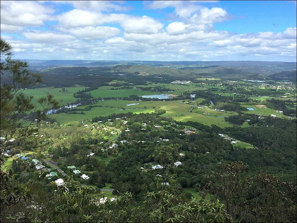 Mt Ninderry Hinterland Lookout