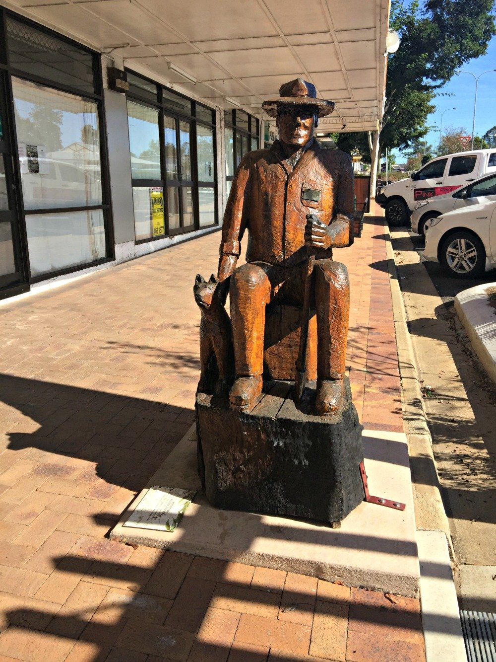 Nanango Chainsaw Sculpture