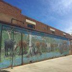 Nanango Wall Murals and a Walk down Memory Lane