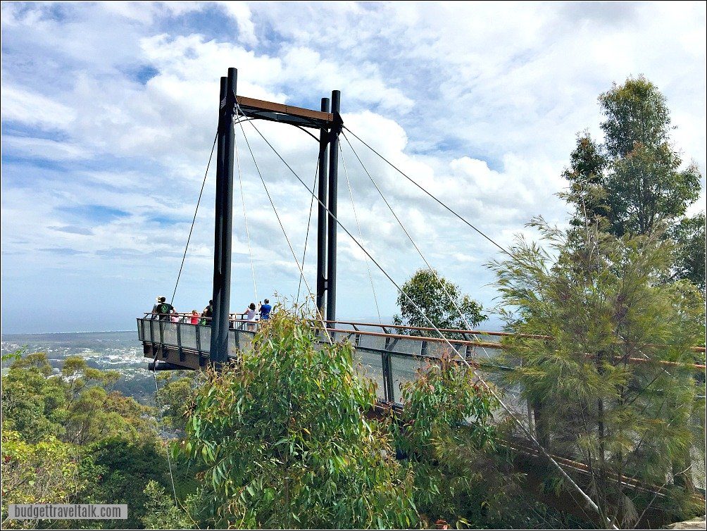 Coffs Harbour Attractions - Forest Sky Pier
