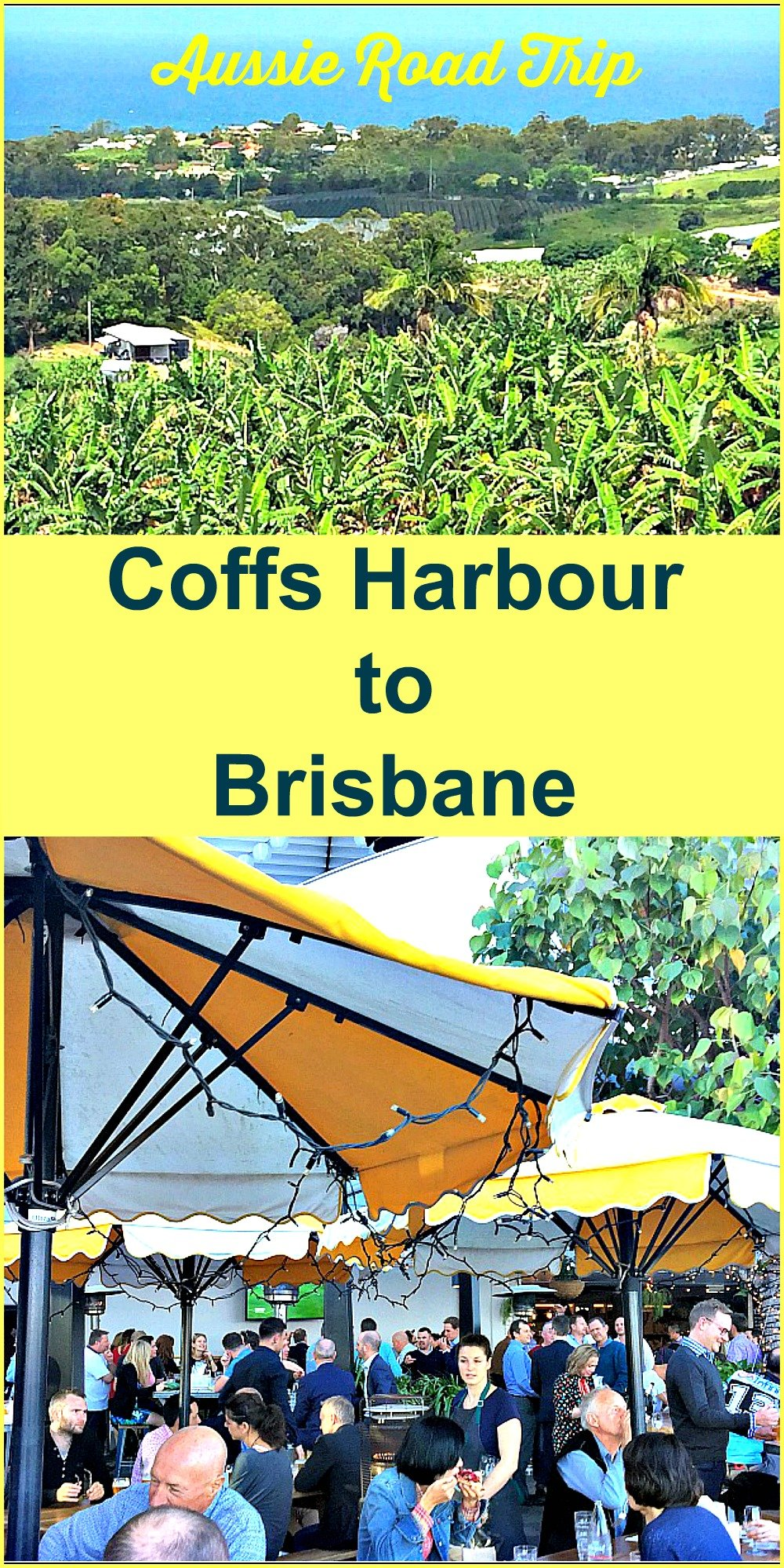 Coffs Harbour to Brisbane Aussie Road Trip Heaven