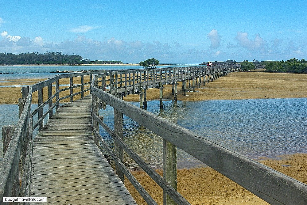 Urunga Boardwalk Lowtide