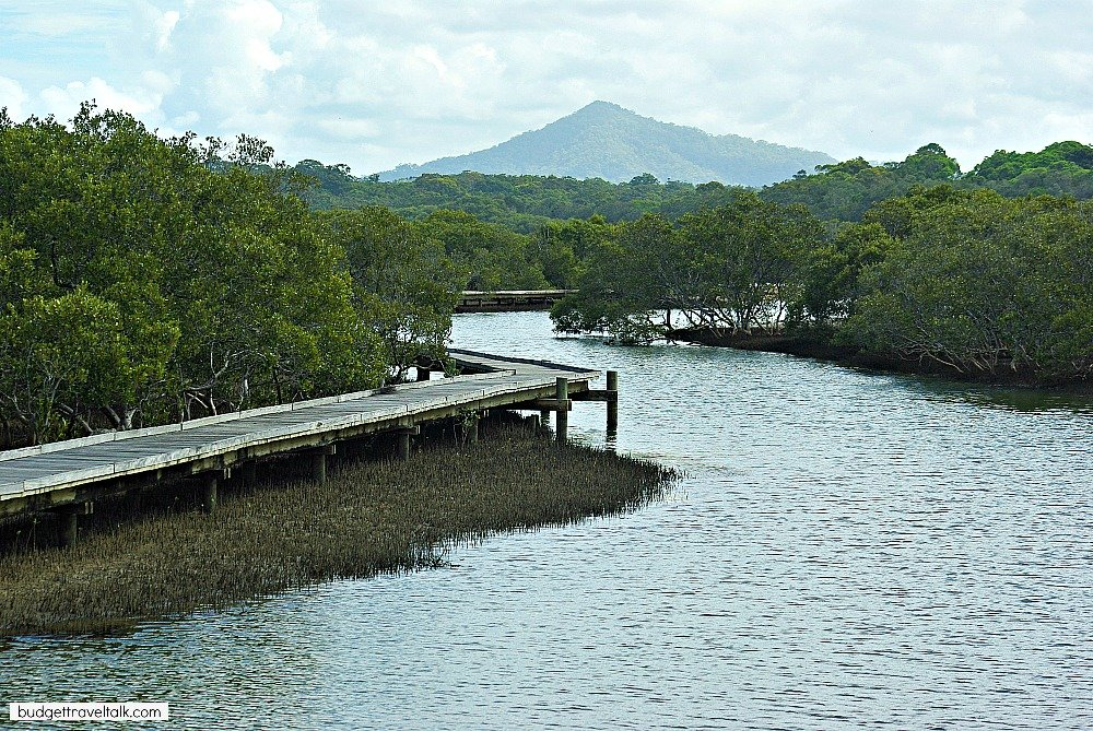 Urunga Lagoon Boardwalk