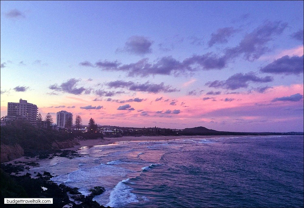 Australian Sunsets - Coolum Beach