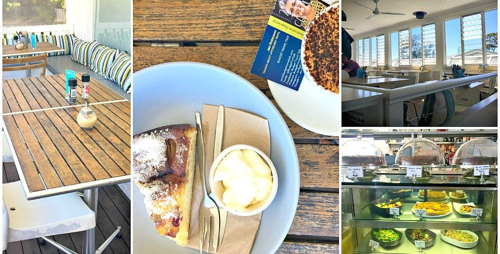 Hyams Beach Cafe Jervis Bay