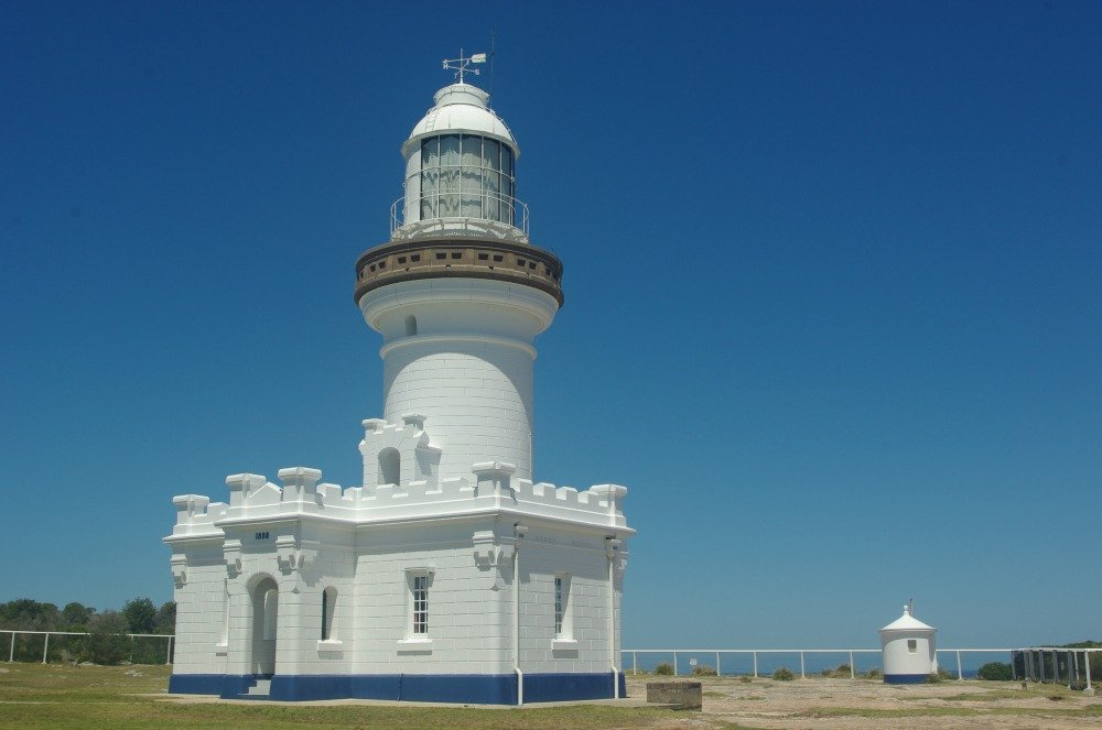 Point Perpendicular Lighthouse