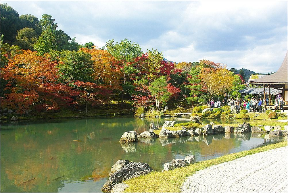 See Kyoto Temples and ride the Randen Tram Line