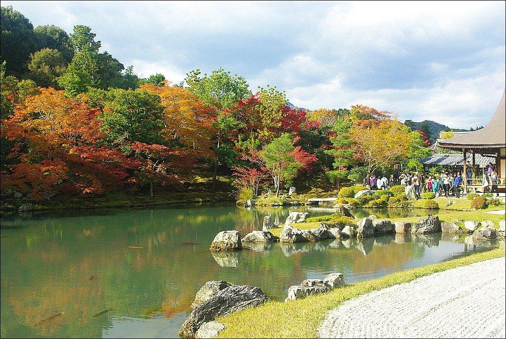 Tenryuji Temple Arashiyama Kyoto