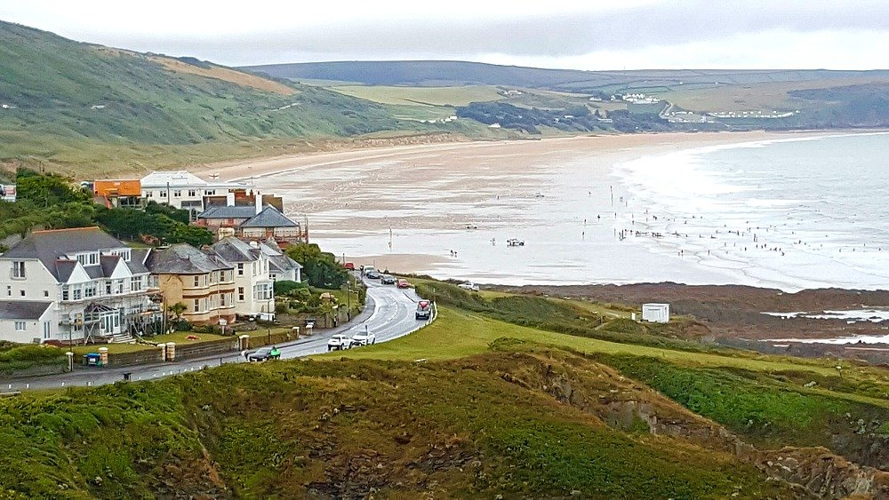Woolacombe Beach Devon is part of our Europe Bucket List