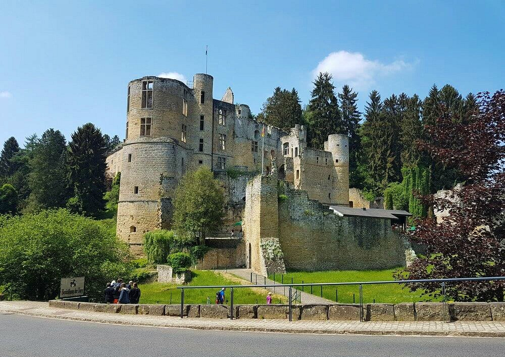 Photo of beaufort castle in luxembourg a budget travel tip on our bucket list Europe.