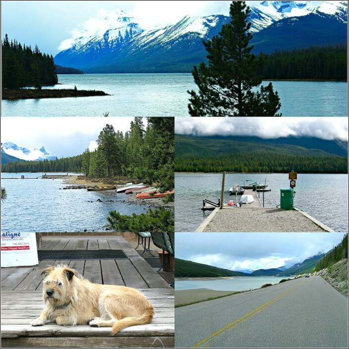 Maligne and Medicine Lakes Jasper