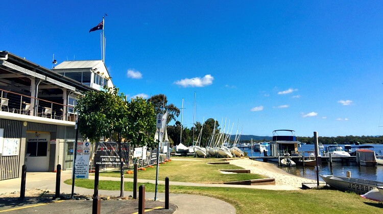 Noosa Yacht and Rowing Club