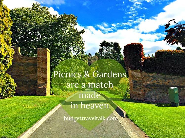 Gardens & Picnics Are a Match Made in Heaven Meme