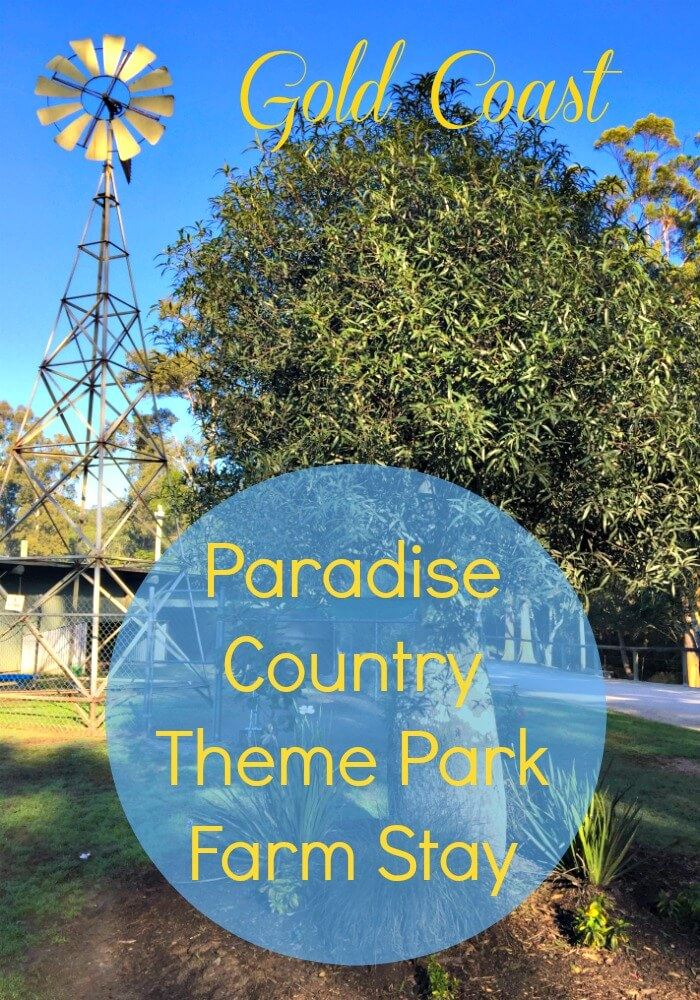 Windmill at Paradise Country Theme Park