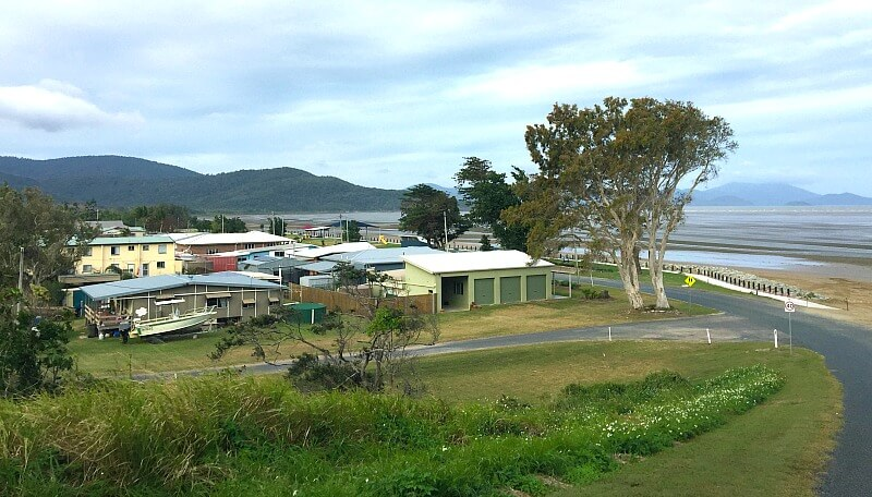 The small fishing community of Conway Beach North Queensland