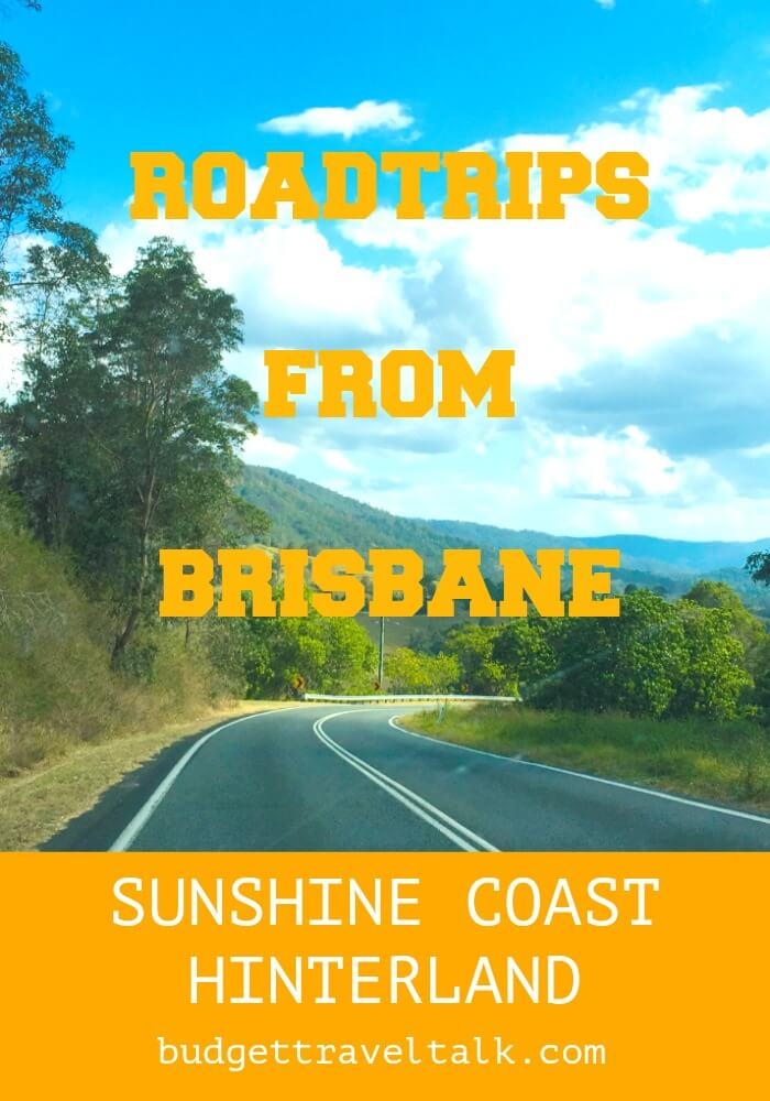 Sunshine Coast Hinterland one of the best road trips from Brisbane