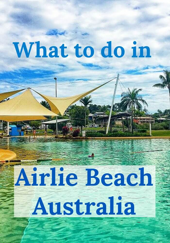 Airlie Beach Lagoon In Pioneer Bay near Airlie Beach boardwalk is top of our What to Do in Airlie Beach Tips