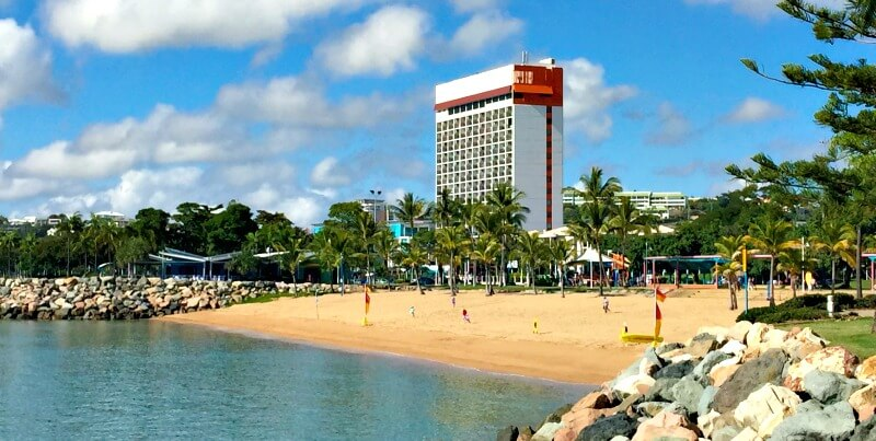 Aquarius on the Beach Townsville Strand