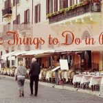 Romantic Things for Couples to do in Rome including Valentines Day