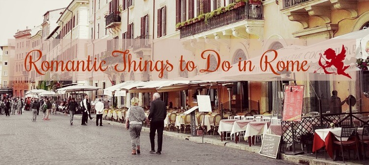 Strolling hand in hand in Piazza Navona Rome is one of the most romantic things to do in rome
