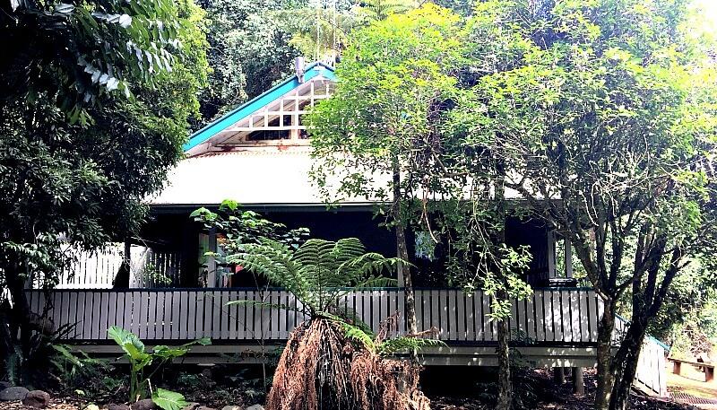 National Parks Office at Dandabah Bunya Mountains