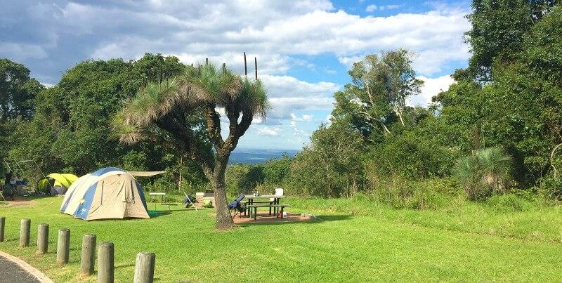 Burton's Well Campground