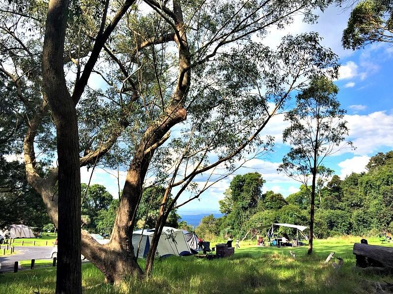 Burton's Well Camp Ground